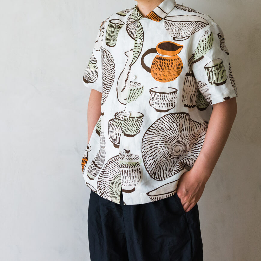 TANSU 服 シャツ gochisou